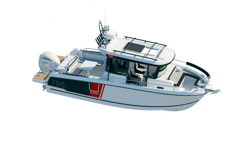 NC 795 Sport Series 2 │ NC Sport of 8m │ Boat powerboat Jeanneau  23174