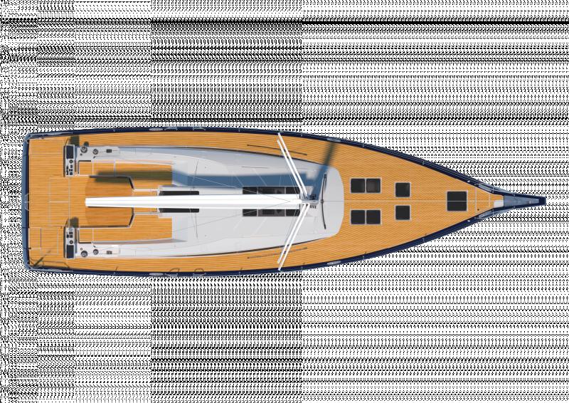 Jeanneau Yachts 60 │ Jeanneau Yachts of 0m │ Boat Sailboat Jeanneau  20838