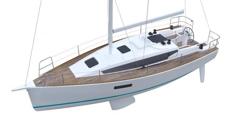 Sun Odyssey 319 │ Sun Odyssey of 10m │ Boat Sailboat Jeanneau Sun Odyssey 319 9330