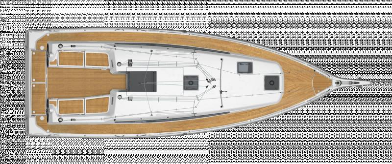 Sun Odyssey 380 │ Sun Odyssey of 11m │ Boat Sailboat Jeanneau  22979