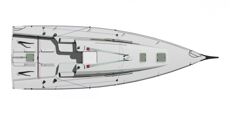 Sun Fast 3600 │ Sun Fast of 11m │ Boat Sailboat Jeanneau boat plans 663