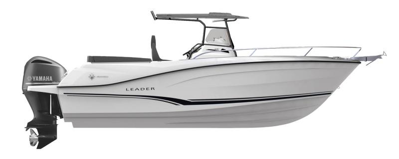 Leader 6.5 CC Series 3 │ Leader CC of 7m │ Boat powerboat Jeanneau  21657
