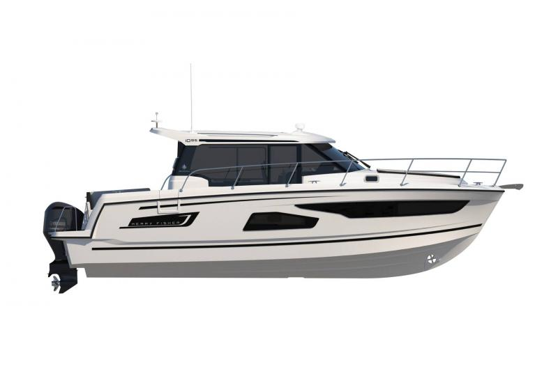 Merry Fisher 1095 │ Merry Fisher of 11m │ Boat powerboat Jeanneau  20447