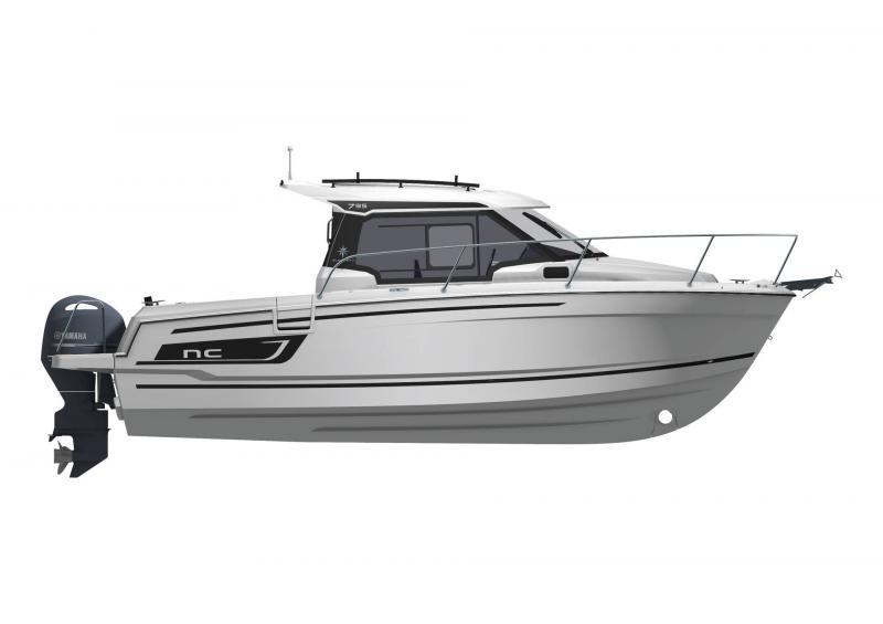 NC 795 Series 2 │ NC Weekender of 8m │ Boat powerboat Jeanneau  21744