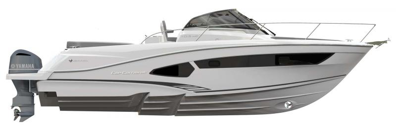 Cap Camarat 10.5 WA │ Cap Camarat Walk Around of 11m │ Boat Outboard Jeanneau  11230