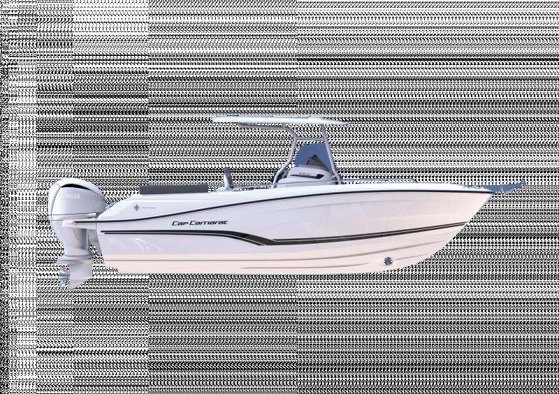 Cap Camarat 7.5 CC Série3 │ Cap Camarat Center Console of 7m │ Boat powerboat Jeanneau  23105