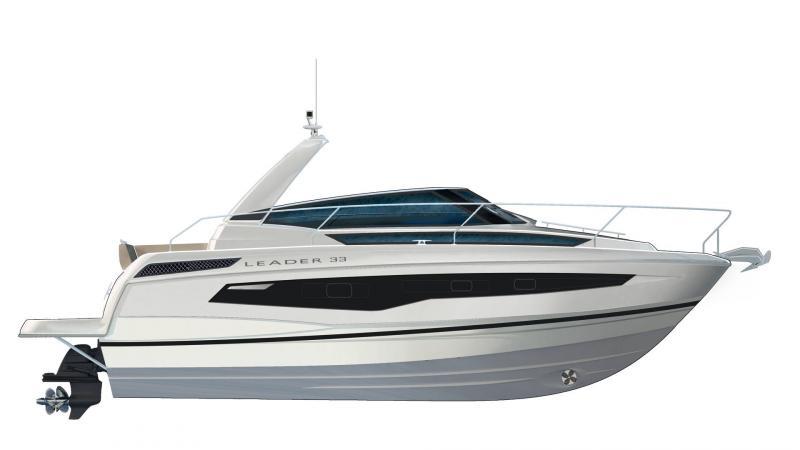 Leader 33 │ Leader of 11m │ Boat Inboard Jeanneau  18342