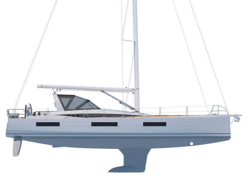 Jeanneau Yachts 60 │ Jeanneau Yachts of 18m │ Boat Sailboat Jeanneau  20850