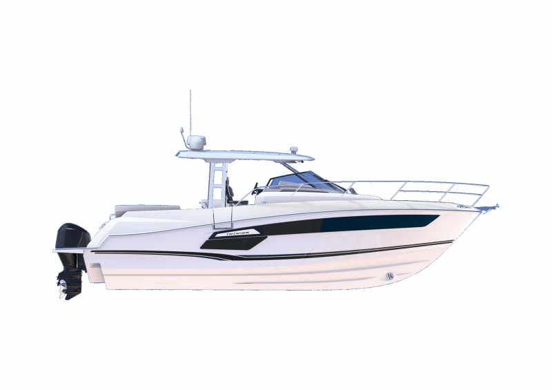 Cap Camarat 12.5 WA │ Cap Camarat Walk Around de 12m │ Bateaux powerboat Jeanneau  19949