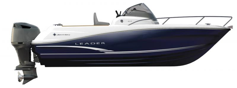 Leader 6.5 Series 3 │ Leader WA of 7m │ Boat powerboat Jeanneau  21009