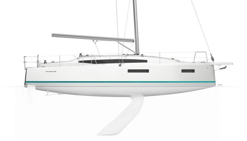 Sun Odyssey 380 │ Sun Odyssey of 11m │ Boat Sailboat Jeanneau  22986