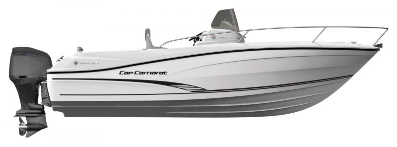 Cap Camarat 7.5 CC │ Cap Camarat Center Console of 7m │ Boat powerboat Jeanneau  11122