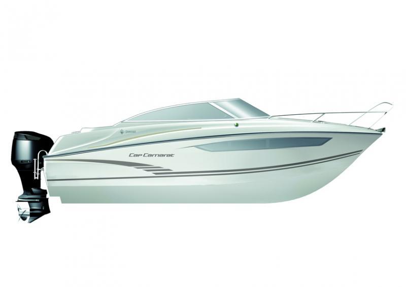 boat Cap Camarat 7.5 DC