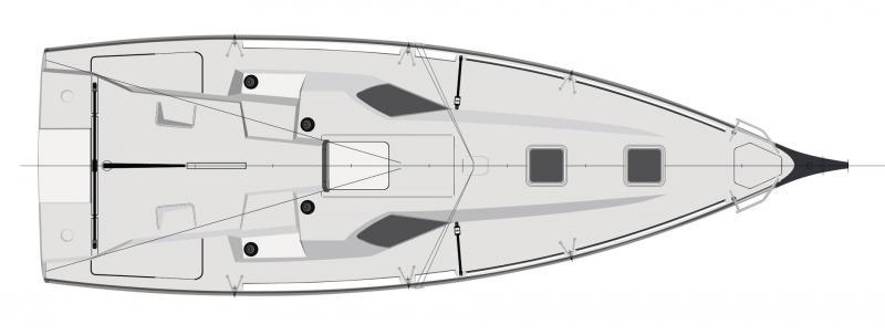Sun Fast 3300 │ Sun Fast of 10m │ Boat Sailboat Jeanneau  19135