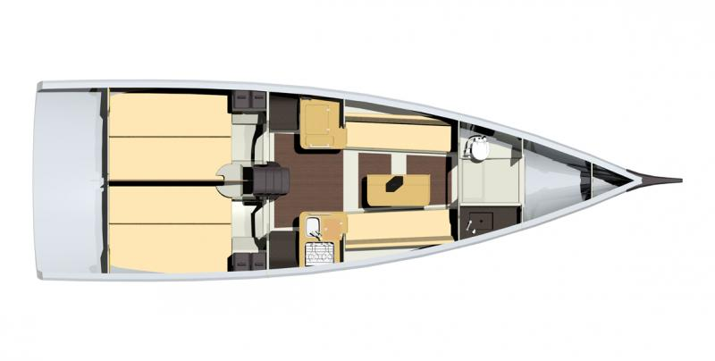 Sun Fast 3600 │ Sun Fast of 11m │ Boat Sailboat Jeanneau boat plans 662