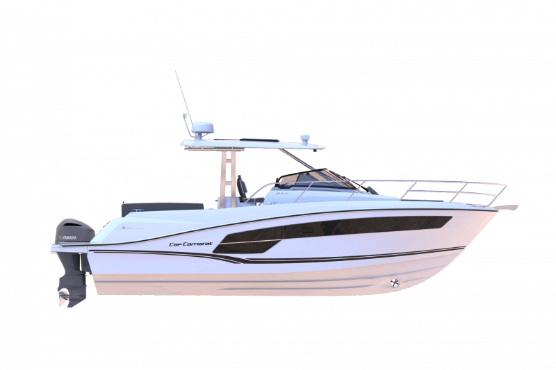 Cap Camarat 10.5 WA série2 │ Cap Camarat Walk Around of 11m │ Boat powerboat Jeanneau  20859