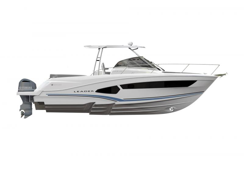 Leader 10.5 │ Leader WA of 11m │ Boat powerboat Jeanneau  18724