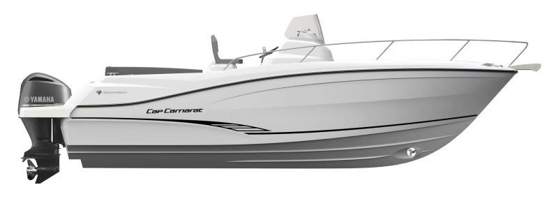 Cap Camarat 9.0 CC │ Cap Camarat Center Console de 9m │ Bateaux powerboat Jeanneau  11159