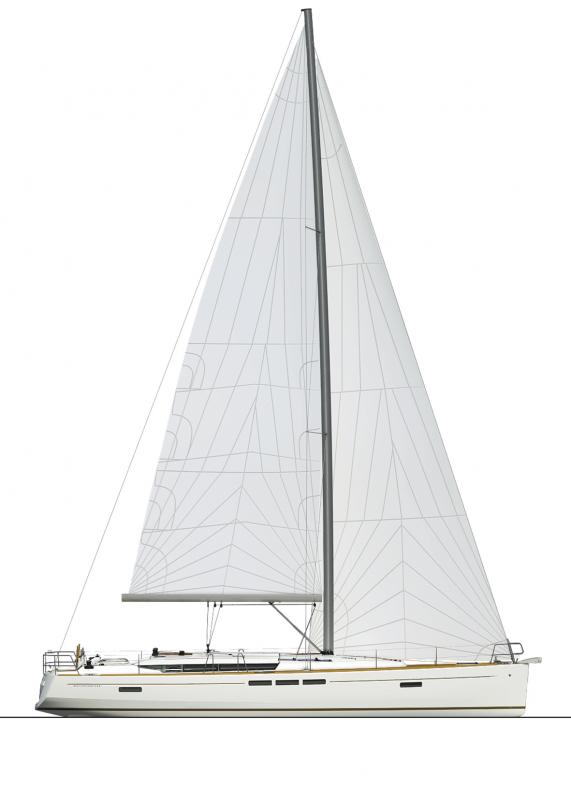 Sun Odyssey 509 │ Sun Odyssey of 15m │ Boat Sailboat Jeanneau  8416