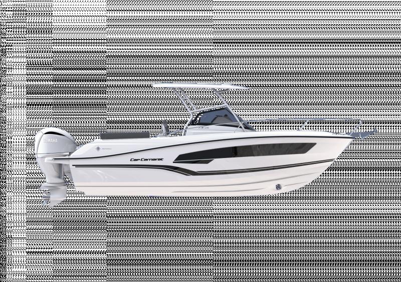 Cap Camarat 7.5 WA Série3 │ Cap Camarat Walk Around of 7m │ Boat powerboat Jeanneau  23148
