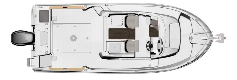 NC 695 Sport │ NC Sport of 7m │ Boat powerboat Jeanneau  18929
