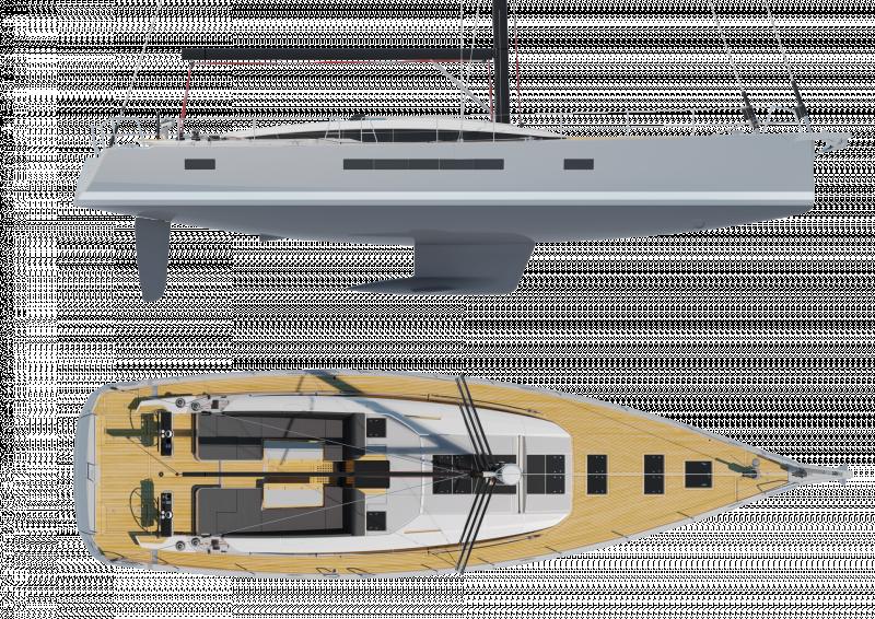 Jeanneau Yachts 65 │ Jeanneau Yachts of 21m │ Boat Sailboat Jeanneau  22967