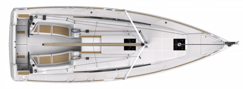 Sun Odyssey 349 │ Sun Odyssey of 10m │ Boat Segelboote Jeanneau  19207