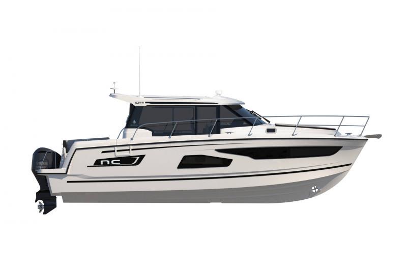 NC 1095 │ NC Weekender of 10m │ Boat powerboat Jeanneau  18852