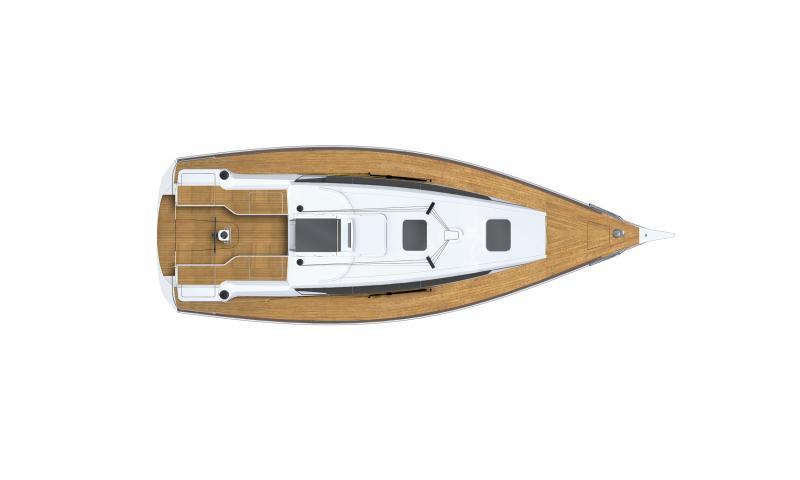Sun Odyssey 319 │ Sun Odyssey of 10m │ Boat Sailboat Jeanneau  9334