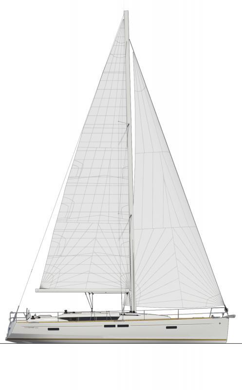 Sun Odyssey 469 │ Sun Odyssey of 14m │ Boat Sailboat Jeanneau  8364