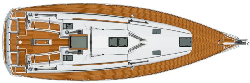 Sun Odyssey 449 │ Sun Odyssey of 14m │ Boat Sailboat Jeanneau  19548