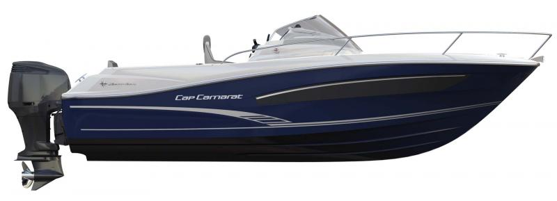 Cap Camarat 7.5 WA │ Cap Camarat Walk Around of 7m │ Boat Outboard Jeanneau  11240