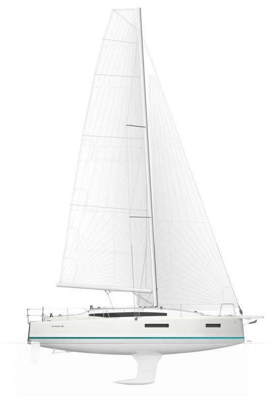 Sun Odyssey 380 │ Sun Odyssey of 11m │ Boat Sailboat Jeanneau  22987