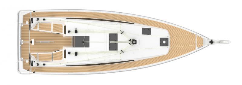 Sun Odyssey 410 │ Sun Odyssey of 12m │ Boat Sailboat Jeanneau  21928