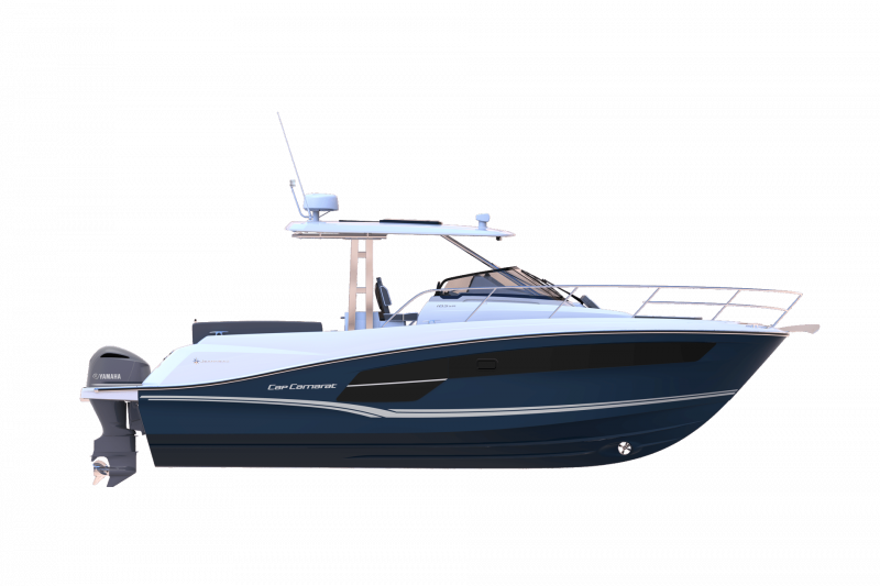 Cap Camarat 10.5 WA série2 │ Cap Camarat Walk Around of 11m │ Boat powerboat Jeanneau  20858