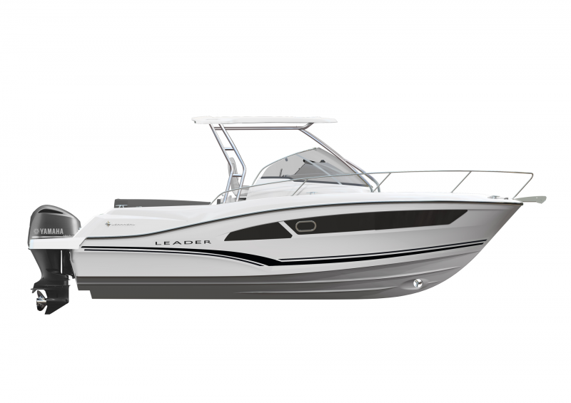 Leader 9.0 │ Leader WA of 9m │ Boat powerboat Jeanneau  21668
