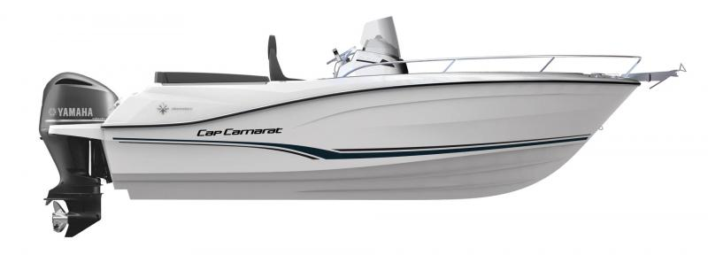 Cap Camarat 6.5 CC série3 │ Cap Camarat Center Console of 7m │ Boat powerboat Jeanneau  22113