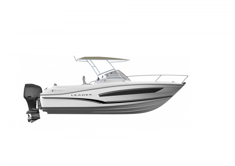 Leader 7.5 │ Leader WA of 8m │ Boat powerboat Jeanneau  21665