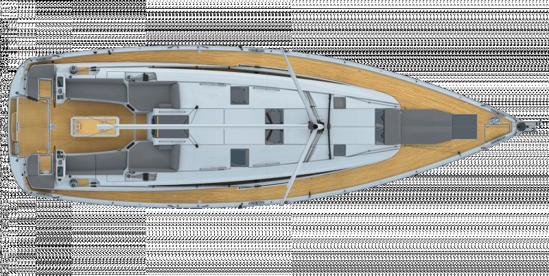 Jeanneau Yachts 51 │ Jeanneau Yachts de 15m │ Bateaux Voiliers Jeanneau  17456
