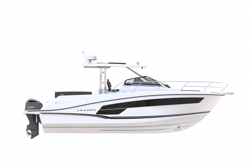 Leader 12.5 │ Leader WA of 12m │ Boat powerboat Jeanneau  21615