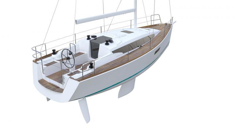 Sun Odyssey 319 │ Sun Odyssey of 10m │ Boat Sailboat Jeanneau  9331