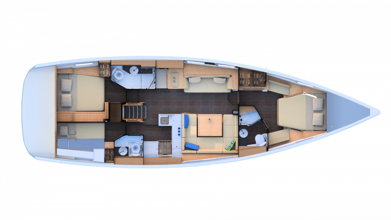 Jeanneau Yachts 51 │ Jeanneau Yachts of 15m │ Boat Barche a vela Jeanneau  17458