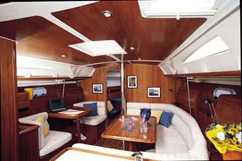 Sun Odyssey 40 Jeanneau Boats