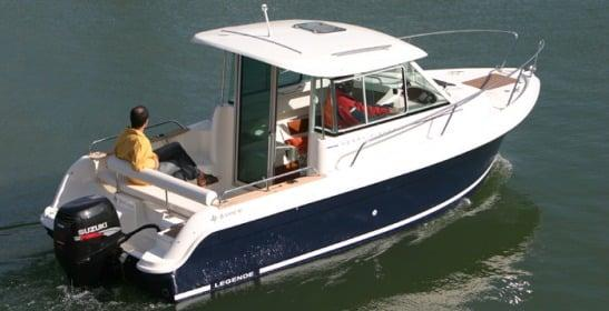 Merry Fisher 625 Hb Jeanneau Boats