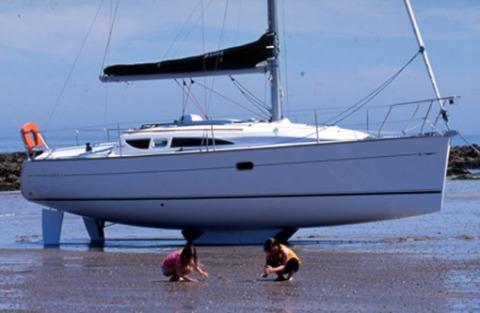 Sun Odyssey 32 Deriveur Jeanneau Boats