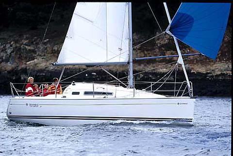 Sun Odyssey 26 Jeanneau Boats