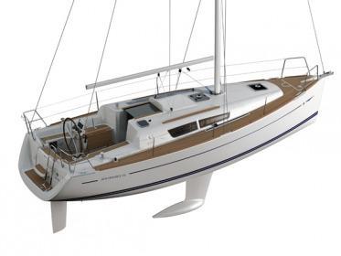 Sun Odyssey 33i Jeanneau Boats
