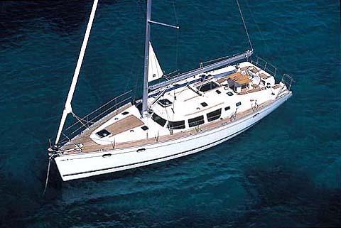 Sun Odyssey 43 DS | Jeanneau Boats