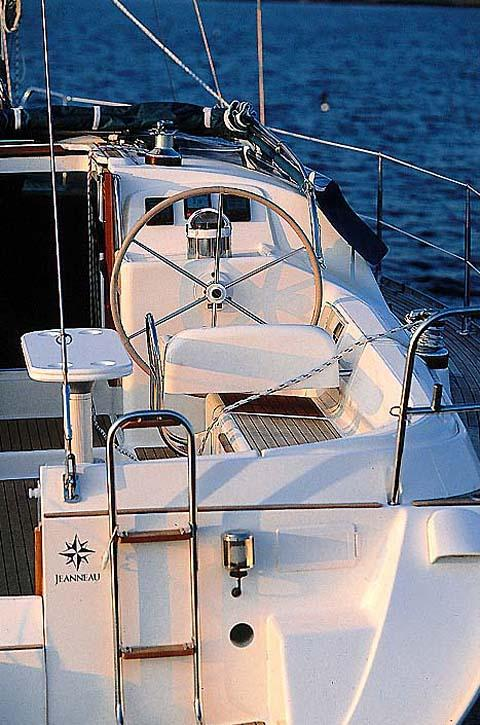 Sun Odyssey 40 Ds Jeanneau Boats